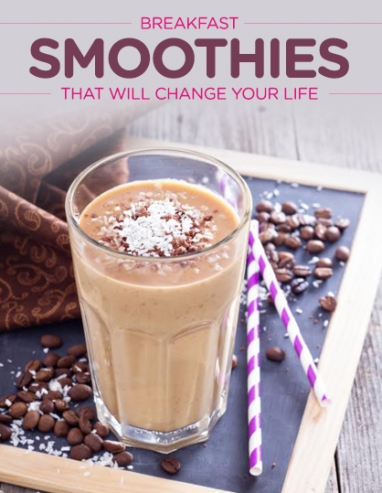 9 Healthy Breakfast Smoothies You'll Love
