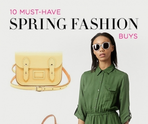 Best Spring 2015 Fashion Finds