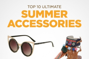 10 Favorite Summer Accessories to Buy Now