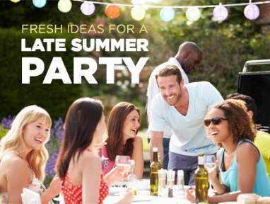 Late Summer Party Ideas to Enjoy Before the Season Ends