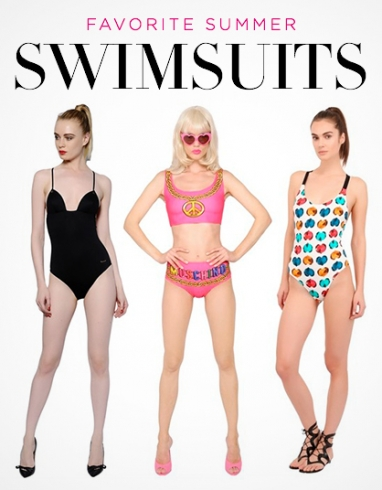 10 Fashionable Swimsuits for Summer