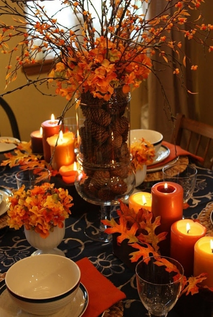 Pinterest's Best DIY Thanksgiving Decor Ideas