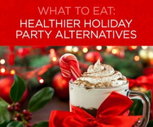 Healthier Holiday Party Alternatives